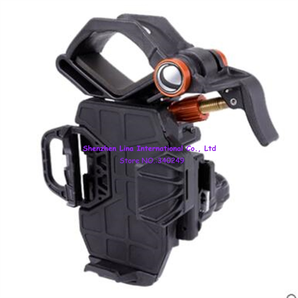 Three-axis smartphone photography bracket adapter telescope microscope accessories NexYZThree-axis smartphone photography bracket adapter telescope microscope accessories NexYZ