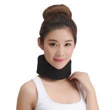 Support et orthèse réglables pour le cou, mousse, enveloppement Cervical, soulagement des douleurs du cou, correcteur de Posture