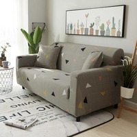 Meijuner Sofa Cover European style Elastic Universal Slipcover All inclusive Non slip Full Cover Sofa Sets For Home Hotel Coffee