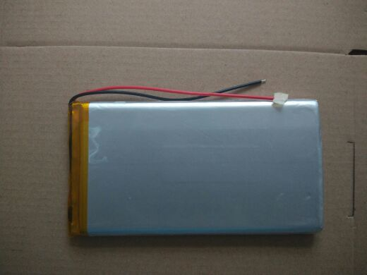 Friendly 1074135 12000mah Lithium 3.7v Polymer Battery Solar Battery Mobile Power Charger Digital Batteries