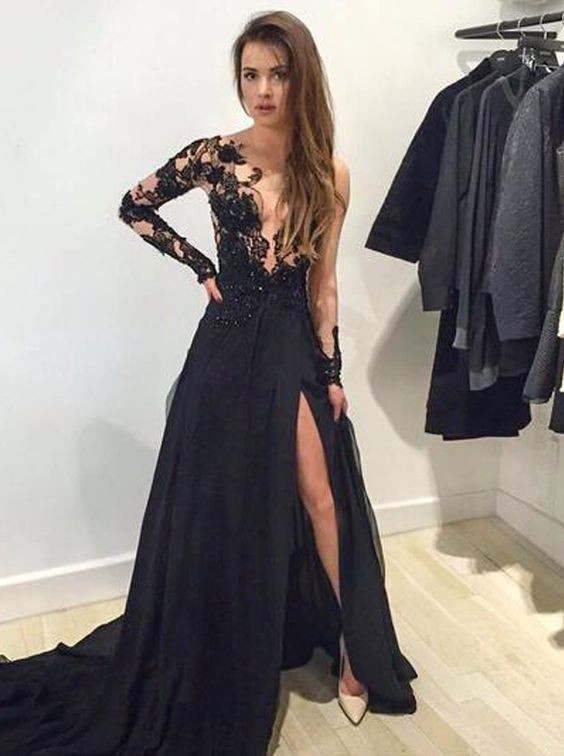 Compare Prices on Long Sleeved Prom Dress- Online Shopping/Buy Low ...