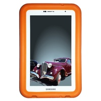 MingShore המוקשח Tablet כיסוי Case עבור Galaxy Tab בתוספת 7.0 סיליקון כיסוי עבור Samsung Galaxy Tab 2 7.0 GT-P3100 P3110 מקרה שטוח