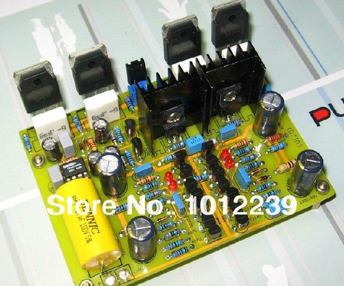 Assembled Marantz MA-9S2 power amplifier kit