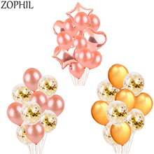 Birthday Party Decorations Kids Adult Decoration Balloons Set Wedding Confetti Inflatable Merry Christmas Xmas