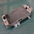 Tampão do exército da selva-fill/lateral de alumínio do radiador para kawasaki kx250f kxf250 kx-f 4-stroke 2009-2014 peças do motor peças de refrigeração