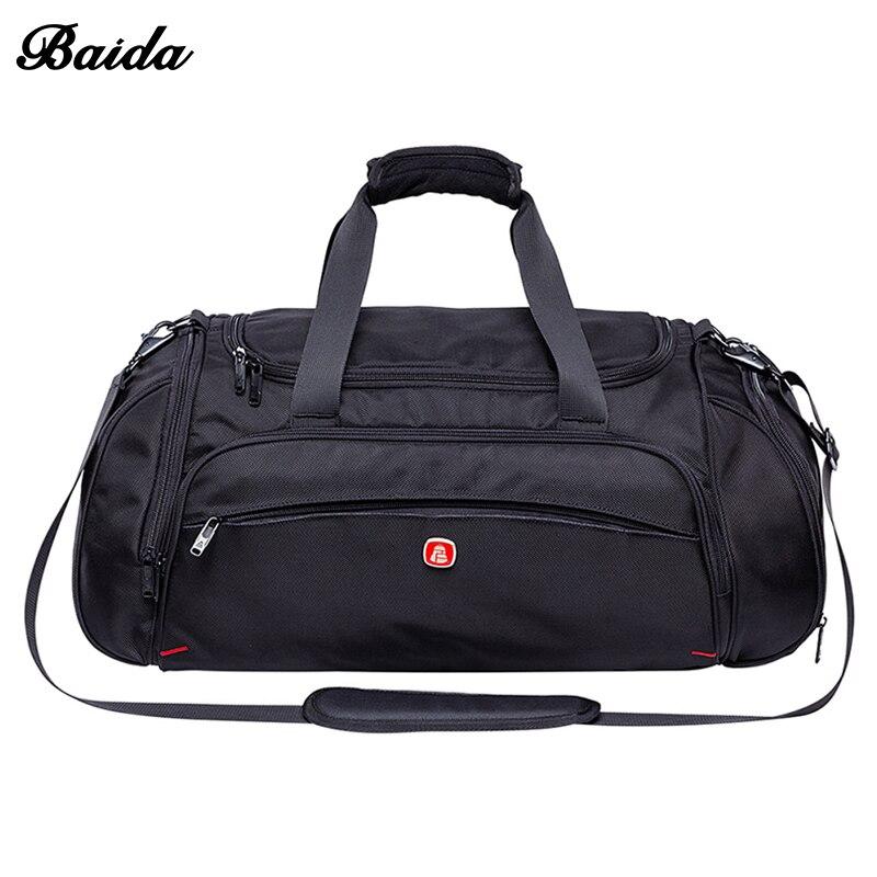 Mode Oxford Vattentät Väska Handväska Kvinnor Resväska - Väskor för bagage och resor - Foto 2