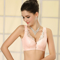 Free Shipping New Five Double Breasted Strengthen Adjustment Model Body Thin Together Big Cup Cup Underwear
