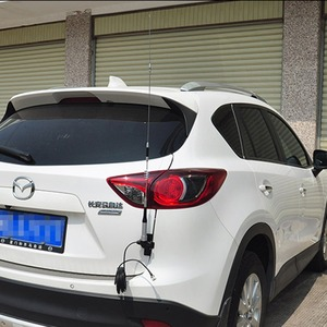 Image 2 - SG 7200 High Gain Mobile Radio Dual Band 144/435Mhz 150W PL259 connect Antenna Dual band SG 7200 antenna for car transceiver