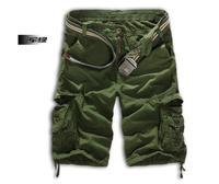 Импортные товары для мужчин 2019 специальные Свободные повседневные камуфляжные штаны Большие размеры карман пятицентовый брюки HX19
