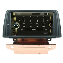 For 3 series F30 F32 2012-Car radio gps with MP5/SD/USB/iPod/Bluetooth/RDS/FM/Two way AUX/Optional TV/Auto reversing view/Canbus