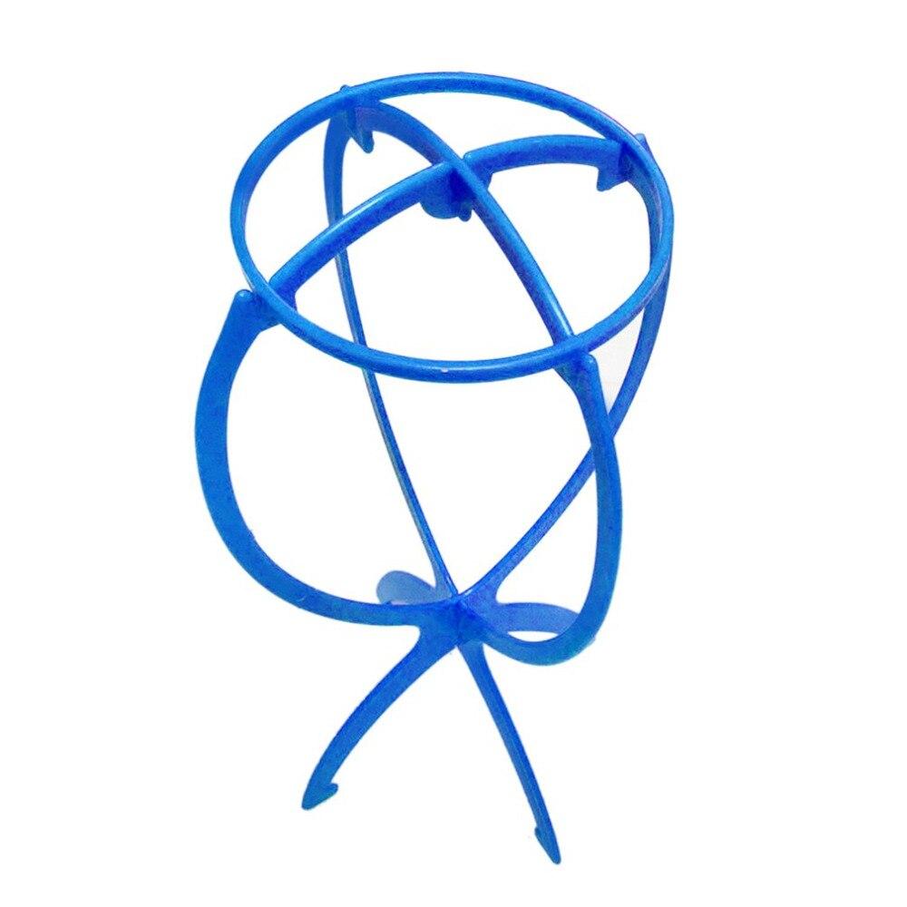 Практичный Дизайн Для женщин Регулируемый парик стенд прочный складной Пластик парик держатель стойки для укладки сушки Дисплей NewSale