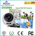 Hot Super Wi-fi 360 Câmeras de Vídeo de Esportes Câmera De Vídeo de 60x220 Graus Panorâmica 360 Câmeras de Ação
