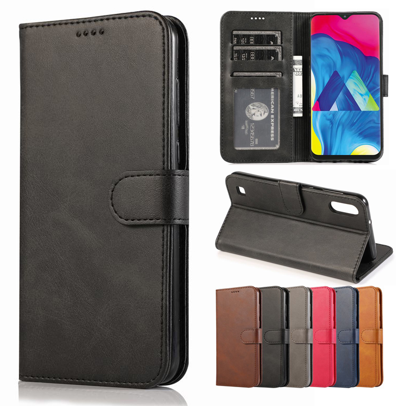Cover <font><b>Case</b></font> For <font><b>Samsung</b></font> Galaxy A10 A 10 Luxury High Quality Wallet <font><b>Leather</b></font> Phone <font><b>Cases</b></font> For <font><b>Samsung</b></font> A 10 Coque <font><b>Flip</b></font> Wallet Cover image