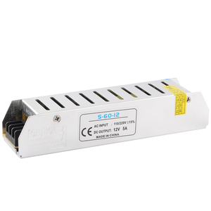 Image 5 - Nguồn DC 12 V 12 V Volt 3A 5A 10A 15A 30A 12 V Cấp Nguồn Đèn LED Đèn LED Chiếu Sáng biến Hình 36W 60W 120W 150W 180W 200W 240W