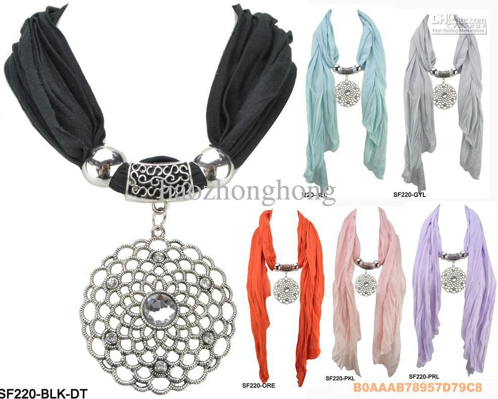 Wholesale diy scarf jewelry beads pendant scarves jewellery fashion wholesale diy scarf jewelry beads pendant scarves jewellery fashion charms necklace mix color design dhl free in scarves from womens clothing accessories aloadofball Choice Image
