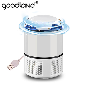 USB Mosquito Killer Lamp LED Safety Bug Zapper Indoor Silent Anti Mosquito Trap Electric Insect Killer Home Repellent Lights