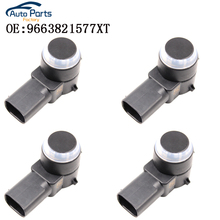 PDC Sensor For Peugeot 307 308 407 Rcz Partner Citroen C4 C5 C6 PSA966382157 6590.A5 9663821577XT PSA 9663821577 9663821577XT michael ignaz schmidt geschichte der deutschen t 7