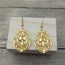 Dangle Earrings Jewellery Fashion Women Trendy Chow Pet-Dog New