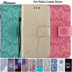 Pattern Case For Nokia 3310 2017 TA-1030 Lumia N 435 550 630 635 640 650 730 950 N735 N950 Flip Wallet PU Leather Cover B128