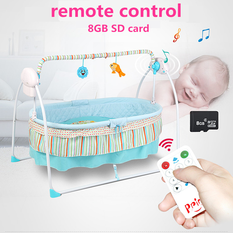 Portable Fashion Electric Baby Cribbaby Cradleelectric Baby Rocker