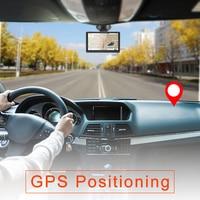Podofo Автомобильный gps навигация FM Bluetooth AVIN Win CE 6,0 7