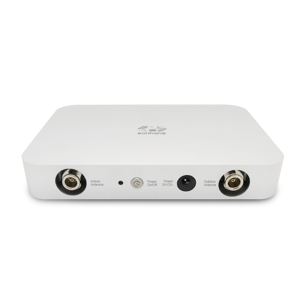 Sunhans High Power 5W 850Mhz CDMA Signal Repeater 37DBm 3G CDMA Mobile Phone Signal Booster Amplifier Coverage 7000 Square