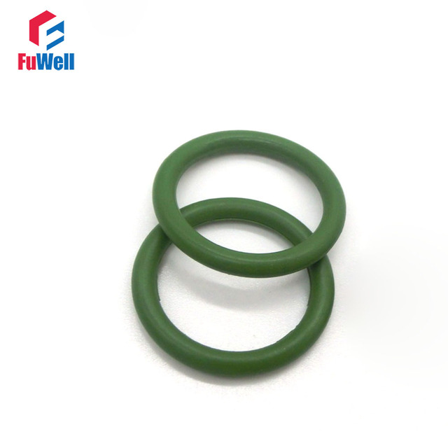 2pcs 5.7mm Thickness Viton O Ring Sealing Gasket 180/185/190/195/200 ...