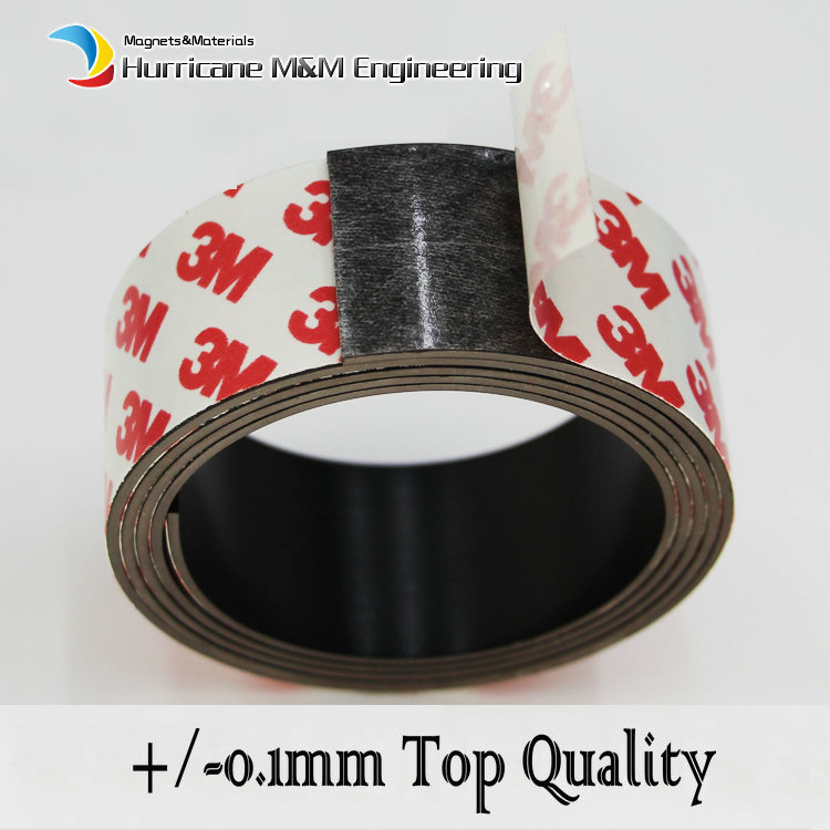 Plastic Soft Magnet Band 30 40 50 mm Thick 1.5mm 3M Adhesive Glue for Notice Board Teaching Home Use Magnet 4 wedding decoration 80 meter plastic soft magnet for advertising teaching frige magnet width 15xthickness 6 mm for notice board toy magnet