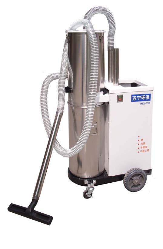 New bagless cyclone industrial vacuum cleaners