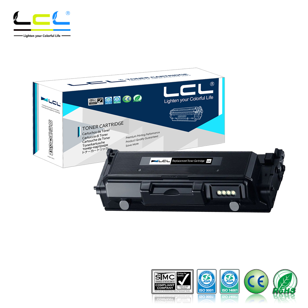 LCL MLT-D204E MLT D204E MLTD204E MLT-D204 (1-Pack Black) Toner Cartridge Compatible for Samsung SL-M3825/4025/3875/4075
