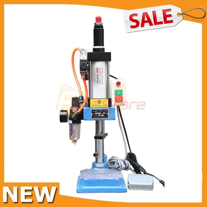 NEW Pneumatic Press JNA50 Pneumatic Punching Machine Small Adjustable Force 200KG Pneumatic Punch