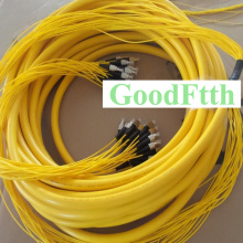 Patch Cord Jumper FC-FC UPC FC/UPC-FC/UPC SM 24 Cores Trunk Breakout 2.0mm GoodFtth 10-50m