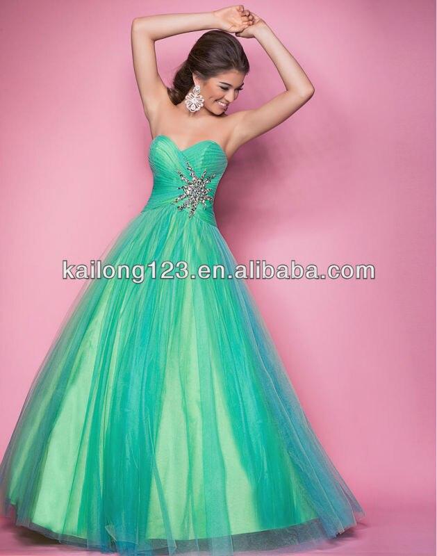 Hermosa Azul Vestido Regalo - Ideas de Vestido para La Novia ...