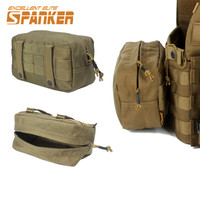 SPANKER 1000D MOLLE Utility EDC Tool Bag Tactical Hunting Mag Drop Pouch Vest Waist Belt Pack