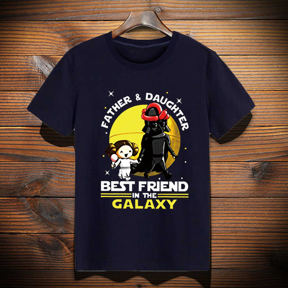 Star Wars shirt Father and Daughters best friend Star Wars family