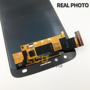 Image 4 - ЖК дисплей AMOLED для Motorola Moto Z2 Play XT1710 01/07/08/10 1920*1080, сенсорный экран с дигитайзером в сборе, замена 5,5 дюйма