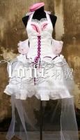 Macross Frontier Sheryl Nome Cosplay Costume uniforme Halloween Party Dress