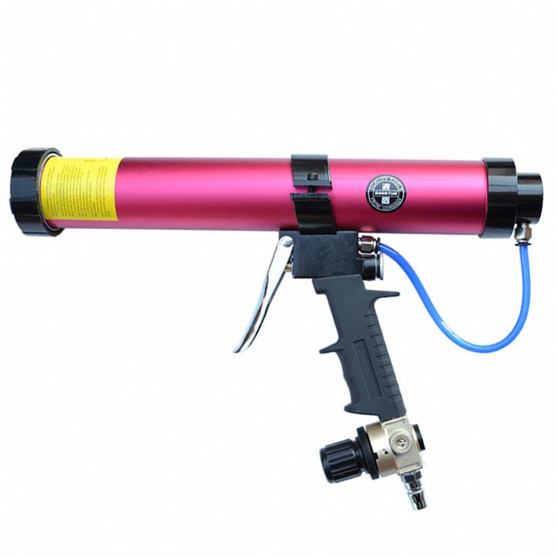pneumatic air glass gue gun1