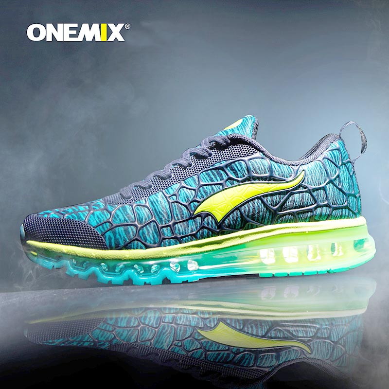 Onemix Brand 2016 New Sports Running Shoes Sneakers for Men and Women Outdoor Walking and Running Breathable Good Quality