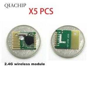 Image 3 - 3pcs 2.4G 무선 데이터 전송 통신 모듈 및 칩 KSL297 유사한 NRF24L01 원격 제어에 사용 하여 저렴 한 비용