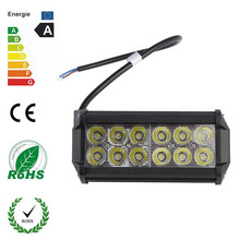 """1Pc 7"""" inch 36W LED Work Light Lamp for Motorcycle Tractor Boat Off Road 4WD 4x4 Truck SUV ATV Spot Flood 12v 24v"""