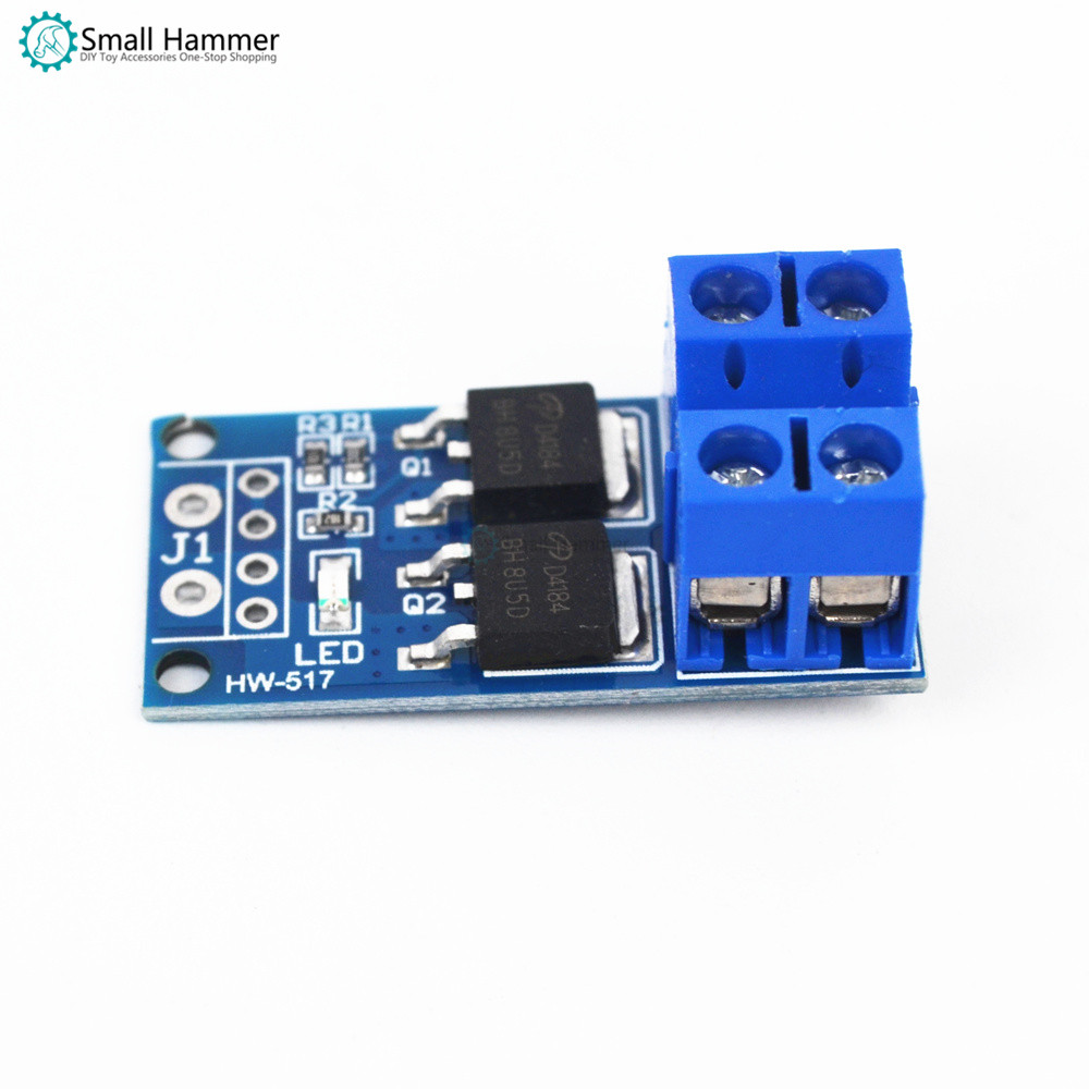 MOS Trigger Switch Drive Board Tube PWM Adjustment Electronic Switch Control Board Module (C4B4)