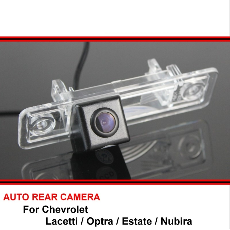 For Chevrolet Lacetti Optra Estate Nubira 2002-2013 HD CCD Car Reverse Backup Rearview Parking Rear View Camera Night Vision