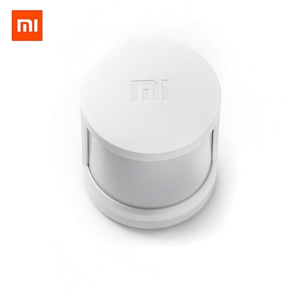 New Original Xiaomi Human Body Sensor Magnetic Smart Home Device Accessories wor