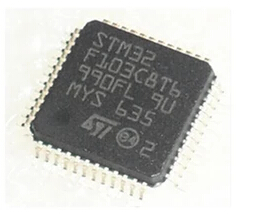 STM32F103 LQFP48 MCU 32 bit STM32F ARM Cortex M3 RISC 128KB Flash 2 5V 3 3V