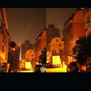 Image 4 - 2 adet yeşil ışık lazer kalem 500 metre lazer ışık cihazı 50MW yıldız lazer kalem fener 4 adet renk seçim için