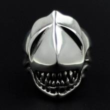 Wholesale alien Ring Men Punk Rock Men anel masculino men jewelry bague femme aneis font b