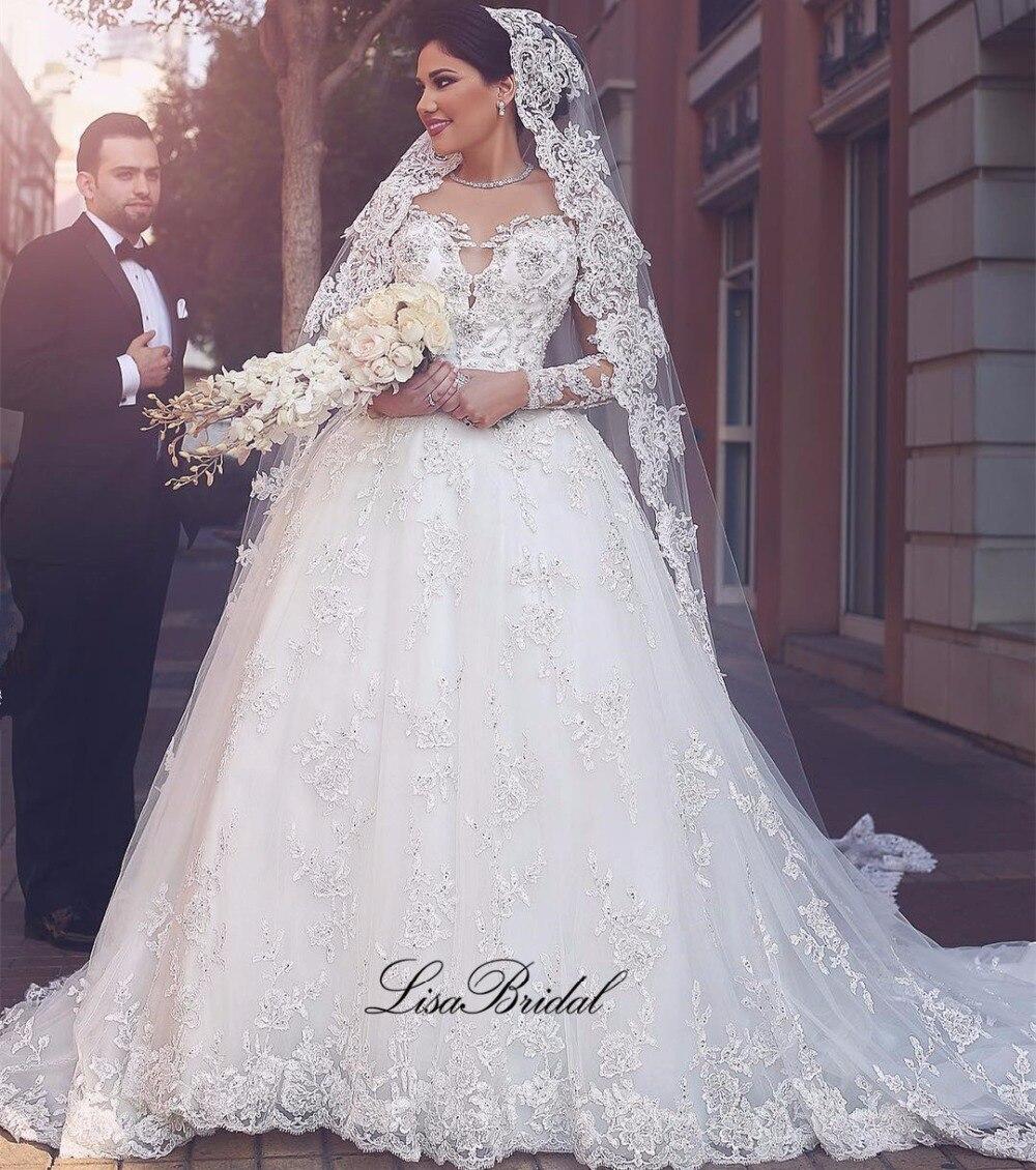 c50ea25f71 Vestidos de novia estilo princesa con velo largo – Vestidos baratos