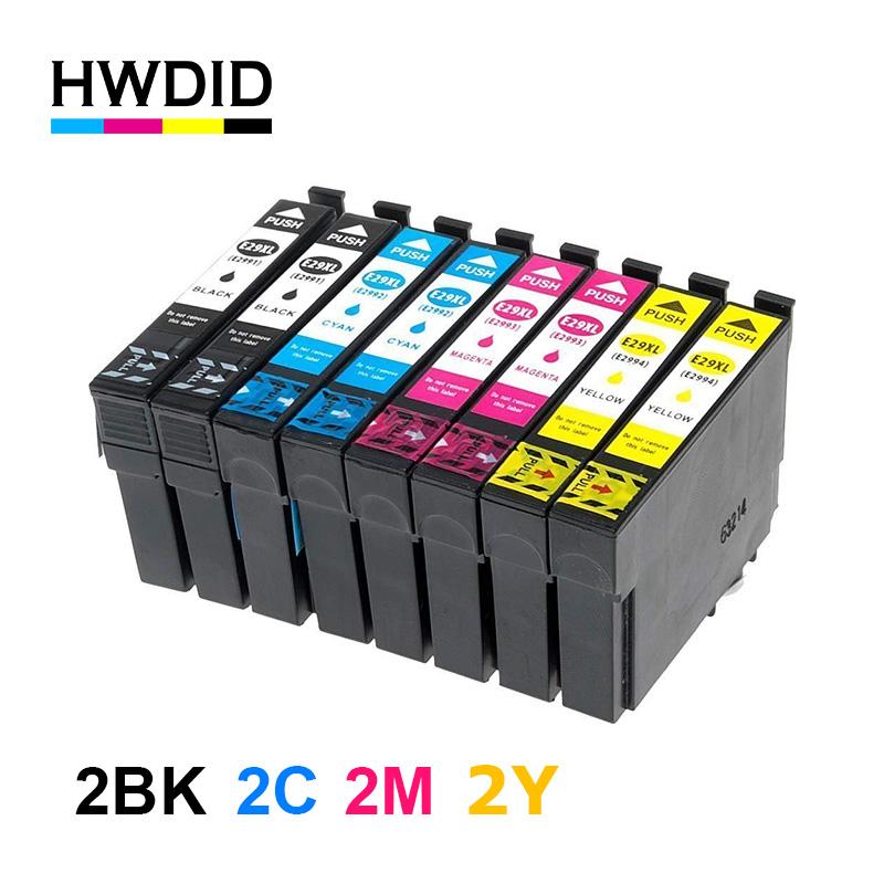 HWDID T2991 29 29xl Ink Cartridge Compatible for Epson 29XL for Epson XP 235 332 432 247 442 342 345|Ink Cartridges| |  - title=