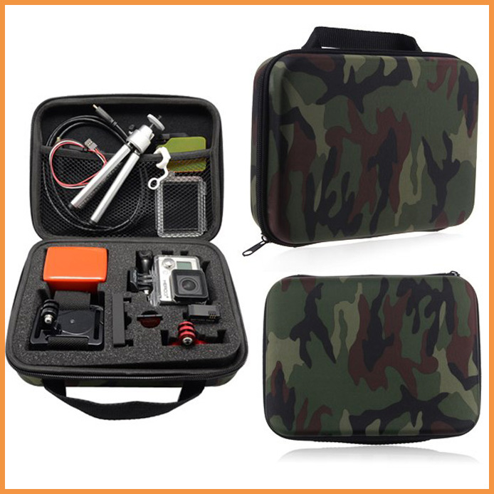 Cmaera Protective Travel Storage Carry Box Bag Case Cover for GoPro HD Hero Camera 1/2/3/3+